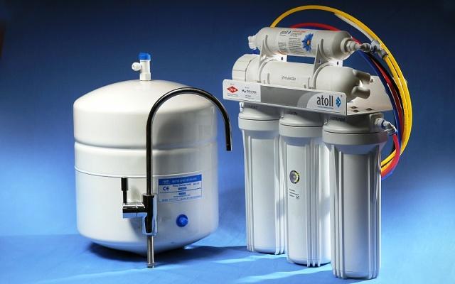 Атолл система очистки воды