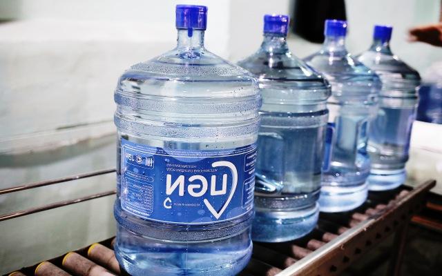 Доставка питьевой воды компания «Пей!»