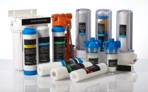 Фильтр для очистки воды от извести