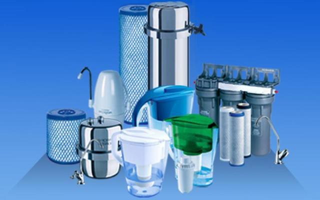 Фильтры очистки воды для дачи