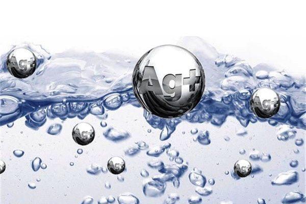 Серебрянный ионизатор воды