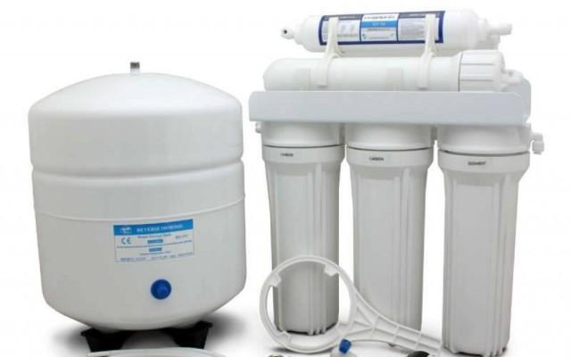 Система очистки воды осмос что это
