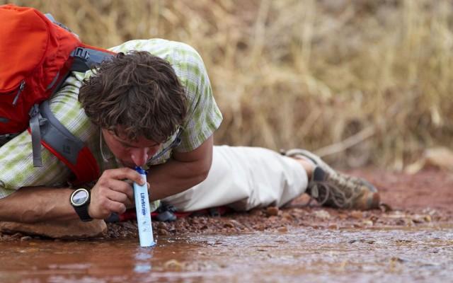 Способы очистки воды в поход