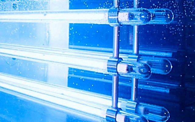 Ультрафиолетовая очистка воды