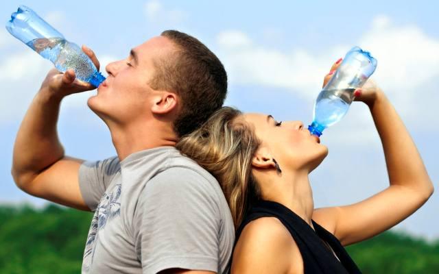 Задержка воды в организме причины